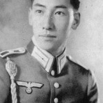 Daily History Picture: Chiang Wei-kuo as Nazi