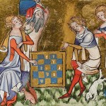Daily History Picture: Playing Medieval Chess