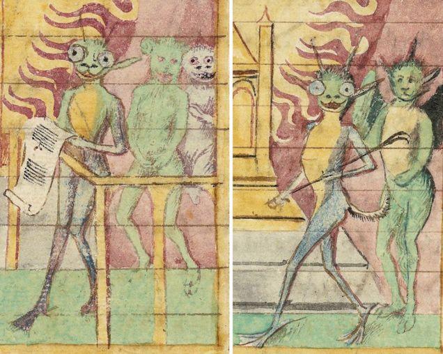 demons livres du roi