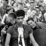 Daily History Picture: Dorothy Counts at School