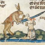 Daily History Picture: Medieval Rabbit Kills!