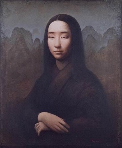 chinese monalisa
