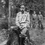 Daily History Picture: Tsar Nicholas After Abdication Before Death