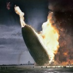 Daily History Picture: Bang Goes the Hindenburg