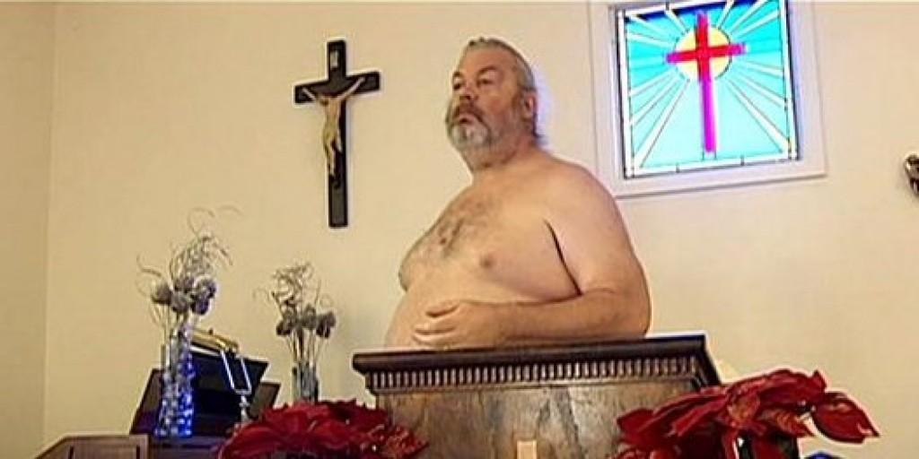 naked church