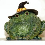 Witchcraft and the Walking Toad!