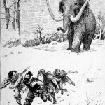 Colonel Fowler and the Mammoth, 1887