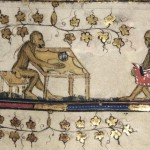 Daily History Picture: Medieval Monkeys Again