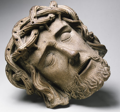 Late medieval early modern Christ's head