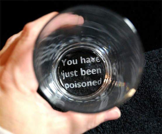 just poisoned