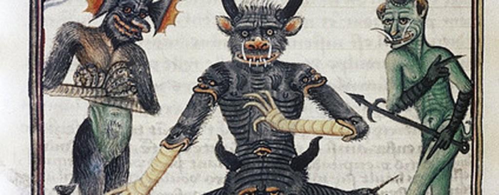 medieval demons