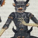 Daily History Picture: Medieval Demons