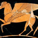 Man vs Horse: Pheidippides and his Missing Mount