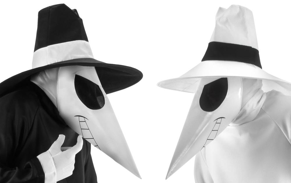 black hat spy
