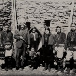 Daily History Picture: Einstein and the Indians