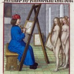 Daily History Picture: Painting Virgins