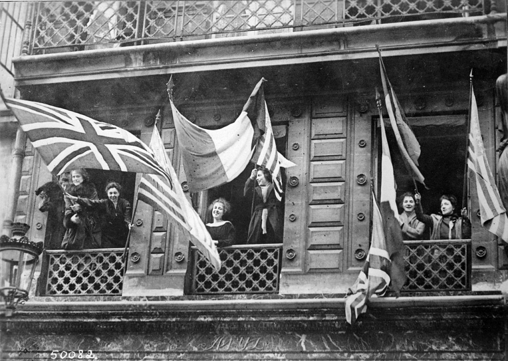 luxembourg liberated after ww1