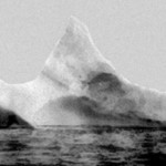 Daily History Picture: Titanic Iceberg?