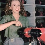 Daily History Picture: Young Marilyn Monroe