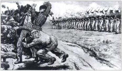 massacre of texans
