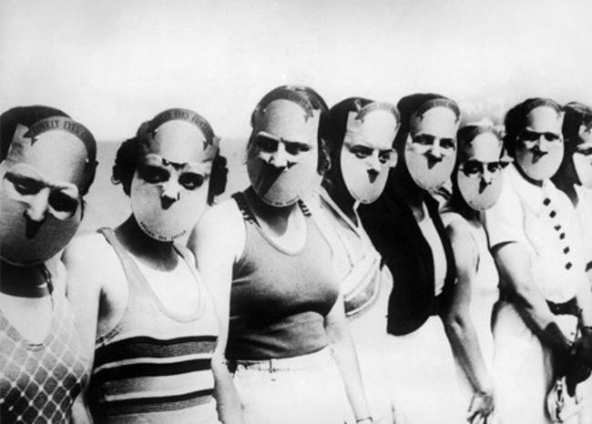 miss lovely eyes 1930