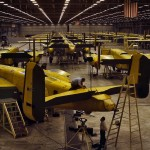 Daily History Picture: Bomber Production
