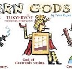 Where Are the Gods of the Modern World?