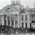 Daily History Picture: Mourning for Lincoln