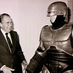 Daily History Picture: Nixon and Robo-Cop