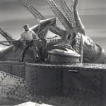 Roman Octopus: Sewer Gator or Godzilla?
