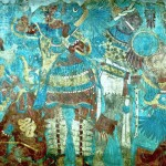 Daily History Picture: Olmec Battle Mural