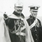 Daily History Picture: Winston and Kaiser