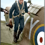 Daily History Picture: Spitfire Pilot