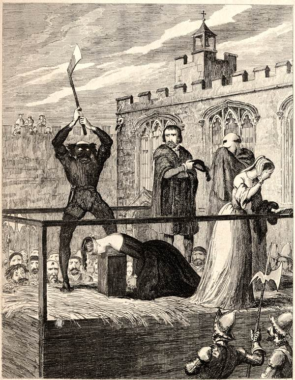 Execution at the Tower