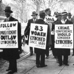 Daily History Picture: Anti-Lynching