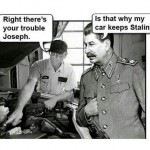 Daily History Picture: Stalin Pun