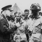 Daily History Picture: Eisenhower and His Men