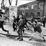 Daily History Picture: Neo Nazis in Sweden