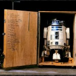 Daily History Picture: R2D2 Boxed