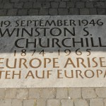 Churchill: Euro-Sceptic or Pro European?