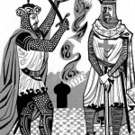 Richard and Saladin's Swords