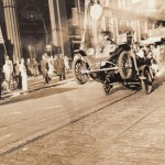 Daily History Picture: Early Wheelie