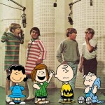 Daily History Picture: Original Peanuts Cast