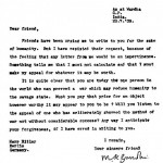 The Gandhi-Hitler Letters