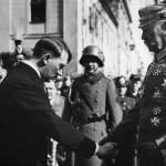 Image: Hitler Bows to Hindenburg