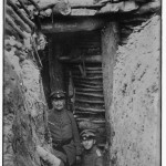Daily History Picture: German Trench