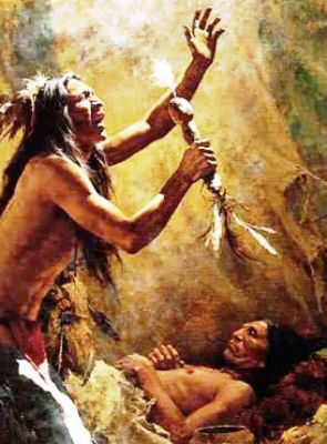 the significance of rituals in north american indian religion The history of american religions is dominated by the presence of christianity brought to the new world by european settlers columbus's discovery in 1492 marked the beginning of a massive white invasion that would consume the entire continent of north america over the next four centuries.