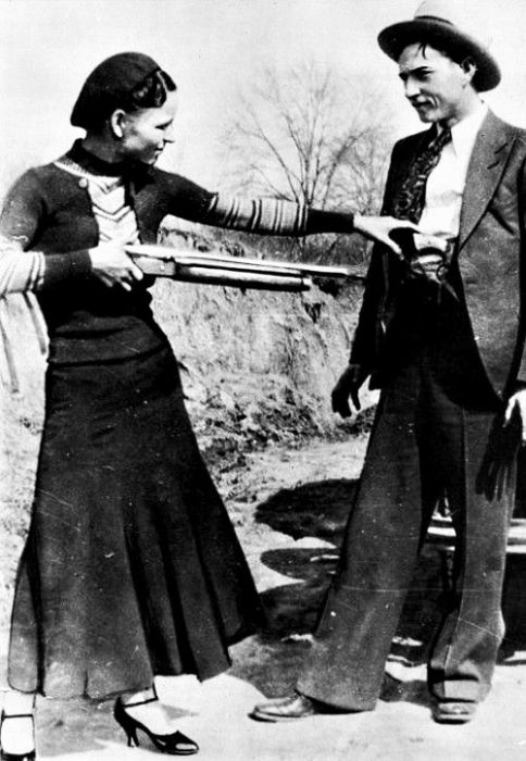 bonnie with clyde