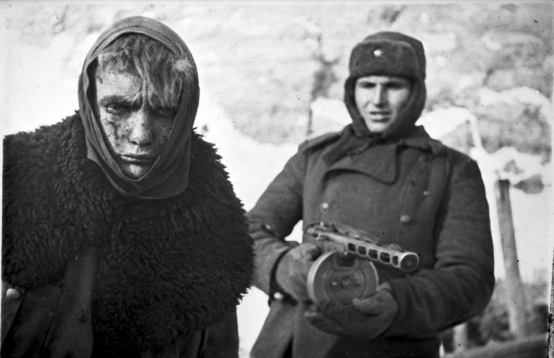 stalingrad survivor