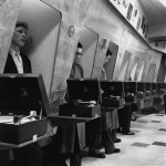 Daily History Picture: Vinyl Listening Booths